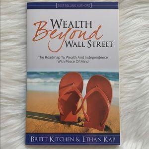 """Wealth Beyond Wallstreet"" Paperback Book"